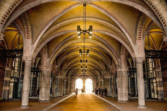 Muzea w Amsterdamie