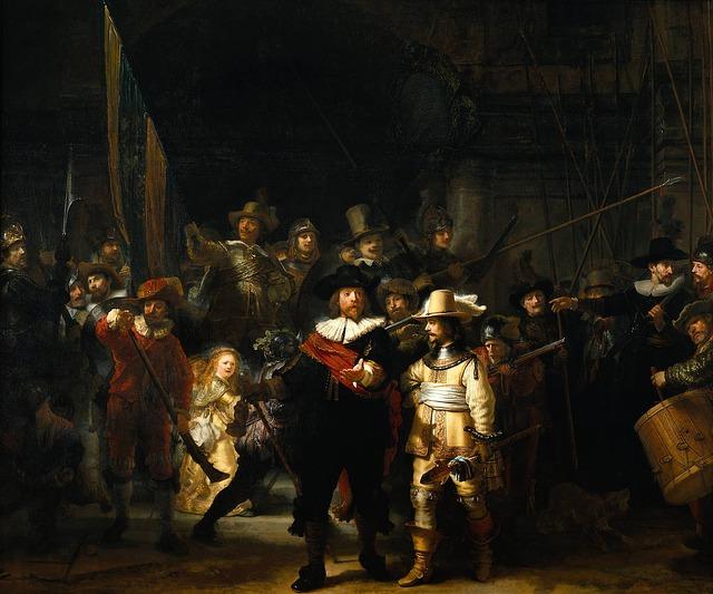 Muzeum Rembrandta Amsterdam