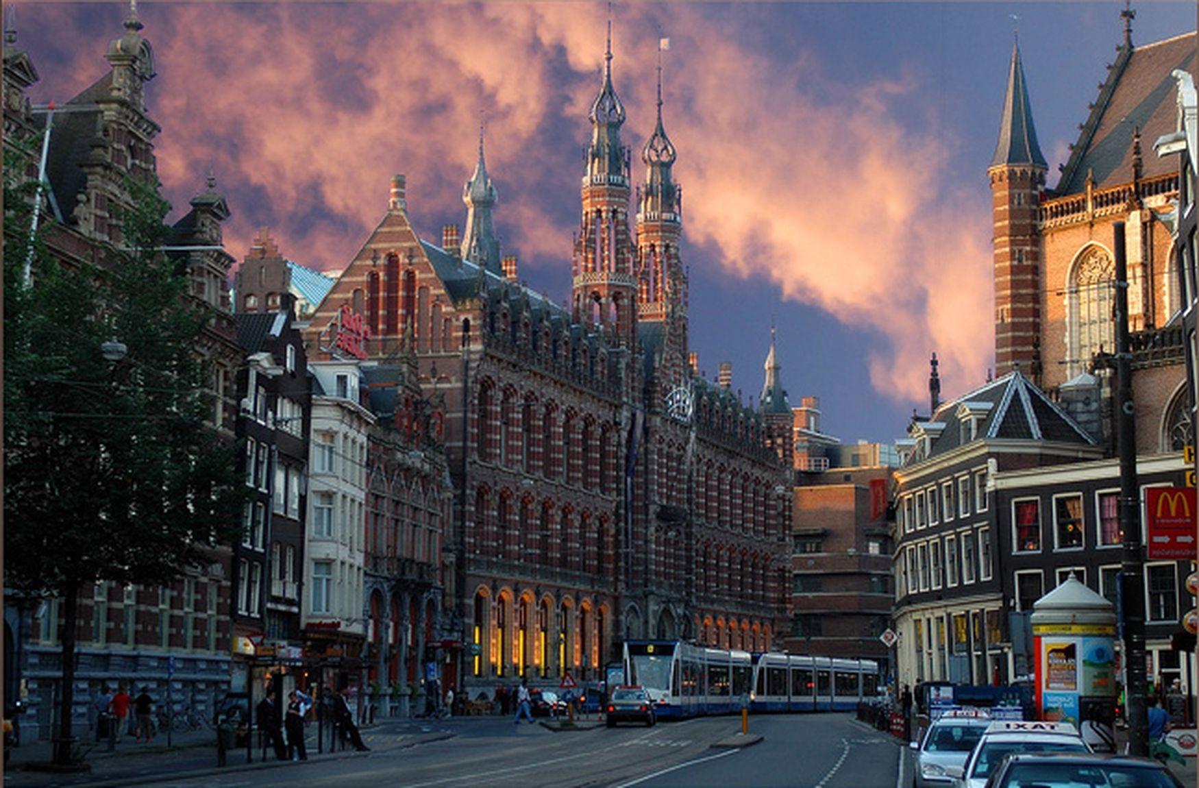 Jak dojechac autokarem do Holandii