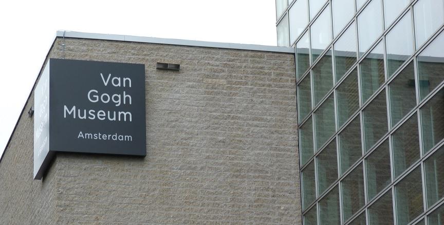 Muzeum Van Gogha w Amsterdamie