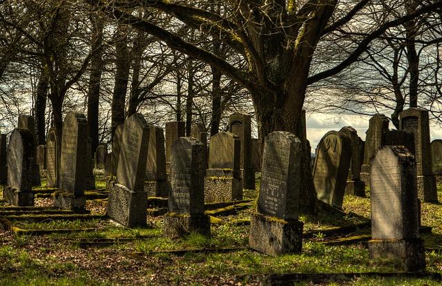 Pogrzeb w Holandii
