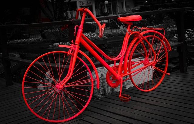Rowery i skutery w Holandii
