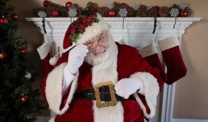 Święty Mikołaj w Holandii