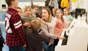 Zajęcia śpiewu dla dzieci